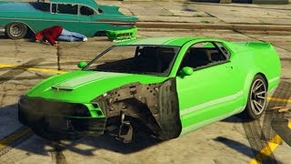 getlinkyoutube.com-GTA 5 REALISTIC DAMAGE MOD!
