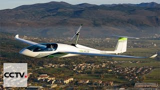 Chinese plants to make ultralight electric aircraft