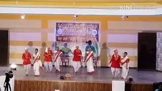 Andhra Pradesh folk dance choreographer by Rahul Sharma