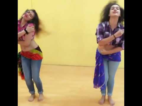 Navel dance