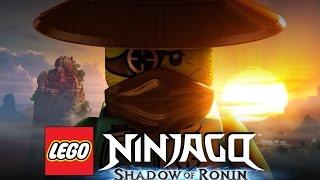getlinkyoutube.com-Lego Ninjago: Shadow of Ronin all cutscenes HD GAME