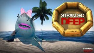 KÜREK SIÇTIK! - Stranded Deep #1