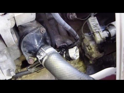 Comment remplacer le thermostat sur Toyota Yaris TS 1