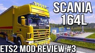 getlinkyoutube.com-ETS2 Mod Review Episode #3 - Scania 164L