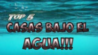 """getlinkyoutube.com-Minecraft Top 5 - """"Casas bajo el Agua!!!"""" - Episodio 3"""