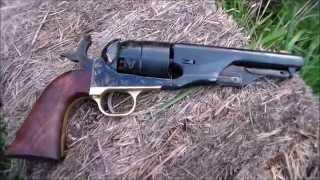 getlinkyoutube.com-1860 Army Black Powder Revolver