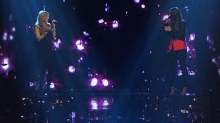 getlinkyoutube.com-Rahel Buchhold & Freschta Akbarzada - Will You Still... - Live-Show 2 - Voice of Switzerland 2014