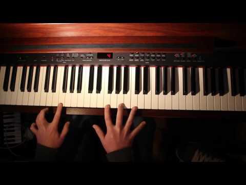 The Flash Theme - Piano Tutorial
