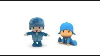 getlinkyoutube.com-¡Pocoyó y su amigo saltarín!