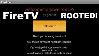 getlinkyoutube.com-How To (One Click) Root the Amazon Fire TV (FireTV)!