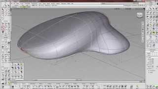 getlinkyoutube.com-Autodesk Alias Autostudio 2016 Organic Modeling 001