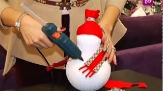getlinkyoutube.com-فاي سابا تصنع هدايا للأطفال بمناسبة عيد الميلاد المجيد