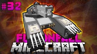 getlinkyoutube.com-TANK der MÄCHTIGKEIT?! - Minecraft Fusionfall #032 [Deutsch/HD]