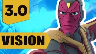 getlinkyoutube.com-Disney Infinity 3.0: Marvel's Vision Gameplay and Skills