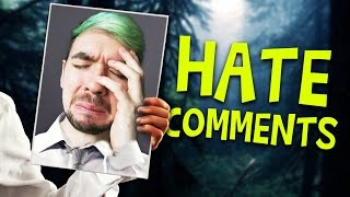 getlinkyoutube.com-COMEBACK JACK   Reading Your Comments #98