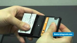 getlinkyoutube.com-Blackberry Torch 9800 - Extended Battery - Replacement instructions by BatteryUpgrade.com