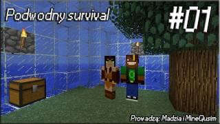 getlinkyoutube.com-Podwodny survival #01