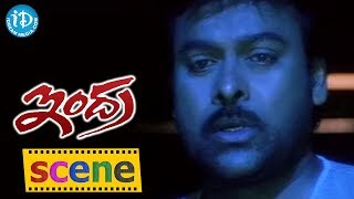 getlinkyoutube.com-Chiranjeevi, Sonali Bendre Romantic Navel Scene @Romance of the Day