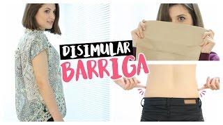 getlinkyoutube.com-Tips para disimular la barriga | Consejos de moda