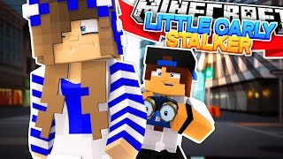 LITTLE CARLY IS IN LOVE WITH HER STALKER?! (Minecraft Roleplay)