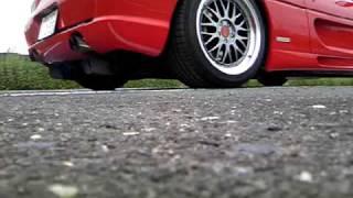 getlinkyoutube.com-Ferrari F355 キダスペMJ ver&Y管 サウンド sound