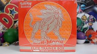 getlinkyoutube.com-Opening A Solgaleo Sun & Moon Elite Trainer Box!!!