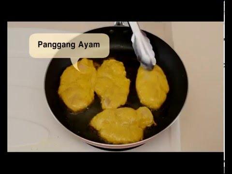 Dapur Umami - Ayam Panggang Yogurt