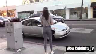 getlinkyoutube.com-Kendall Jenner spotted walking in Beverly Hills