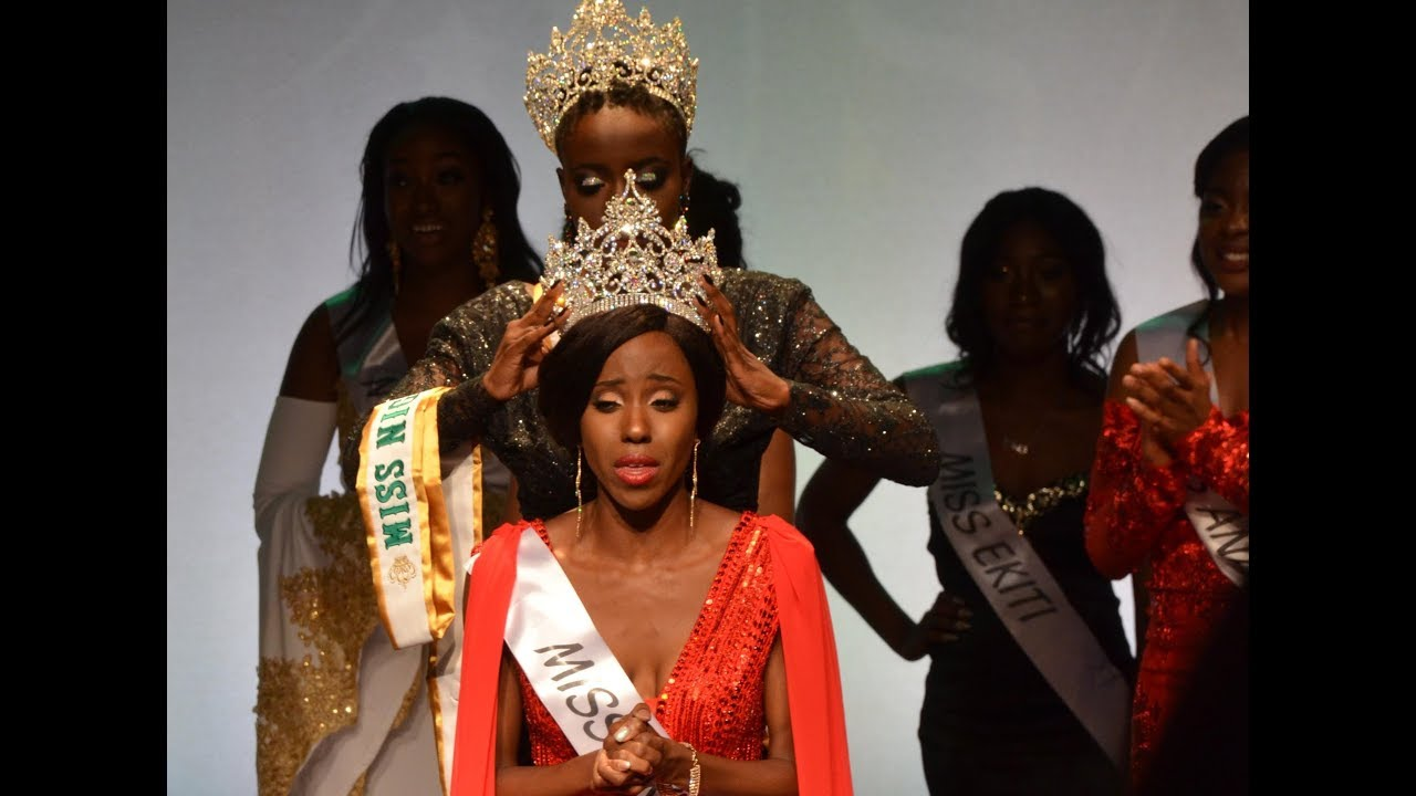 Miss Akwa Ibom State Idara Inokon