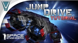 getlinkyoutube.com-How to make a Jump Drive [Space Engineers]