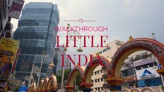 Travel: Little India (Brickfields) Kuala Lumpur