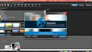 getlinkyoutube.com-شرح تنصيب وتفعيل برنامج ProShow Producer 6