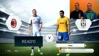 getlinkyoutube.com-FIFA 14 Serbian vs Najbolji Drug [Srpski Gameplay] ☆ SerbianGamesBL ☆