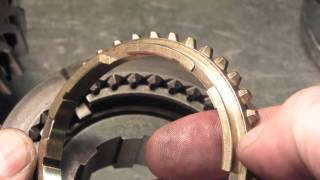 getlinkyoutube.com-Learn About Transmission Synchro Rings