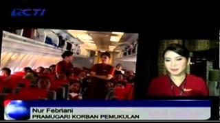 Kronologis Penganiayaan Pramugari Sriwijaya Air