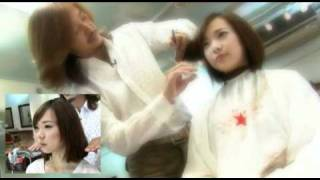 getlinkyoutube.com-【美容室動画】 RED★HOT 岩井 秀彰 Cool from the cute the getting a new