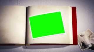 getlinkyoutube.com-Photo Book Intro Green Screen