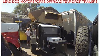 getlinkyoutube.com-affordable offroad teardrop trailer :Offroad Expo 2015