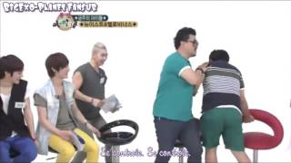 getlinkyoutube.com-[PT-BR] Weekly Idol Epi 54 120801 - NU'EST e Hello Venus Legendado