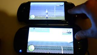 getlinkyoutube.com-Comparison - Sony PSP vs Sony PSVita - GTA Vice City
