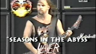 getlinkyoutube.com-Slayer - Live At The Monsters Of Rock 1992 [Full Concert]