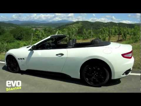 Evo Magazine Drives the 2012 Maserati GranCabrio Sport