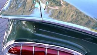 getlinkyoutube.com-1959 Chevy Impala Convertible
