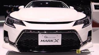 getlinkyoutube.com-2016 Toyota Mark X - G Sports - Exterior and Interior Walkaround - 2015 Tokyo Motor Show