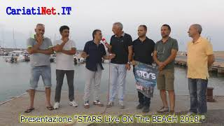 Presentazione The seven big eventsevento musicale 12 agosto 2018