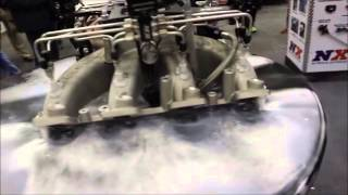 Ever wondered what a 5000HP shot of Nitrous looks like?? Here it is!!