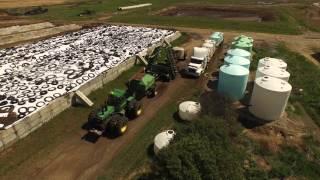 getlinkyoutube.com-Don't Look Down - Spring 2015 - Dairy Farming in Canada