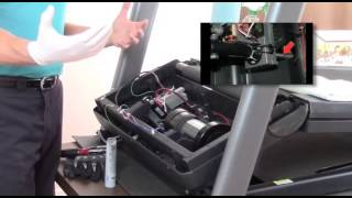 getlinkyoutube.com-Treadmill Repair, Incline Motor Lubrication