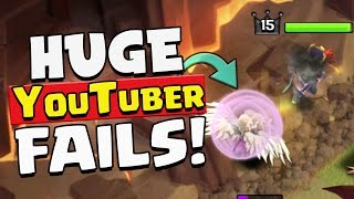"""getlinkyoutube.com-Clash of Clans: """"THAT ACTUALLY HAPPENED?!"""" EPIC FAILS NEVER BEFORE SEEN...."""