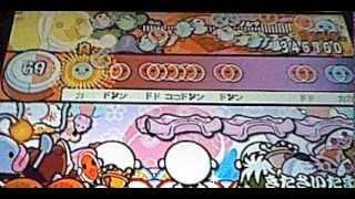 getlinkyoutube.com-Taiko no Tatsujin Portable DX - Kita Saitama 200